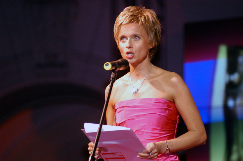 Jolanta Pieńkowska (2002 r.) /- /AKPA