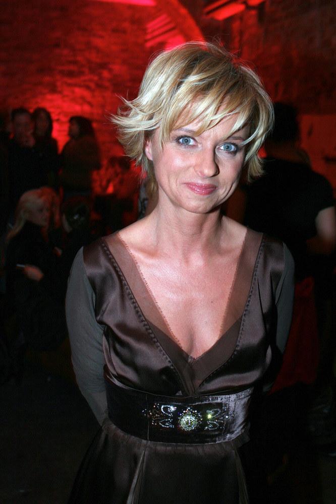 Jolanta Pieńkowska - 2006 r. /Kurnikowski /AKPA