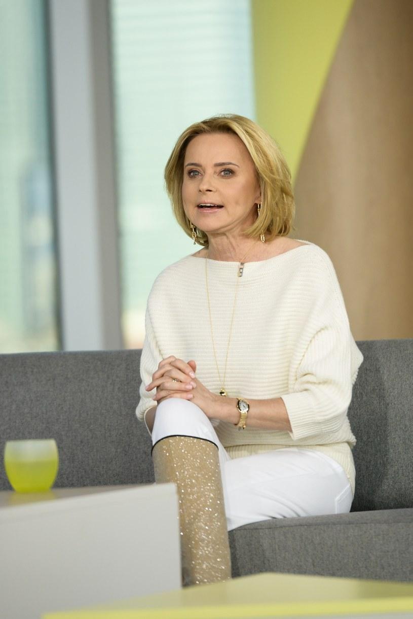 Jolanta Pieńkowska 2017 r. /Olszanka /East News