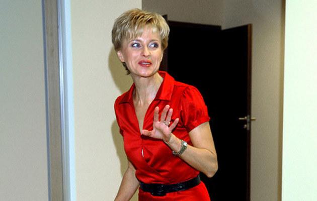 Jolanta Pieńkowska  /East News