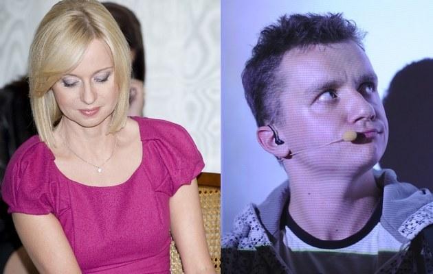 Jolanta Pieńkowska i CeZik /- /East News