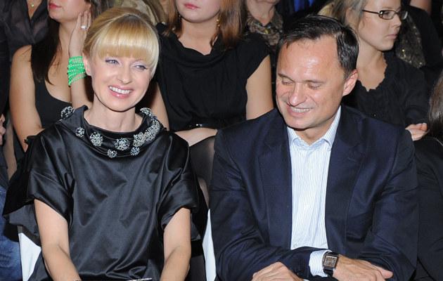 Jolanta Pieńkowska, Leszek Czarnecki, fot.Andras Szilagyi  /MWMedia