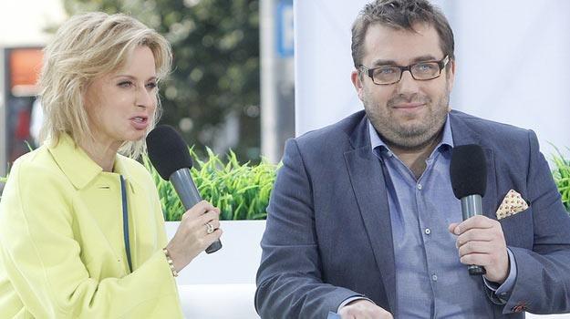 Jolanta Pieńkowska odchodzi do TVN24 Biznes i Świat, gdzie poprowadzi program z B. Węglarczykiem. /AKPA