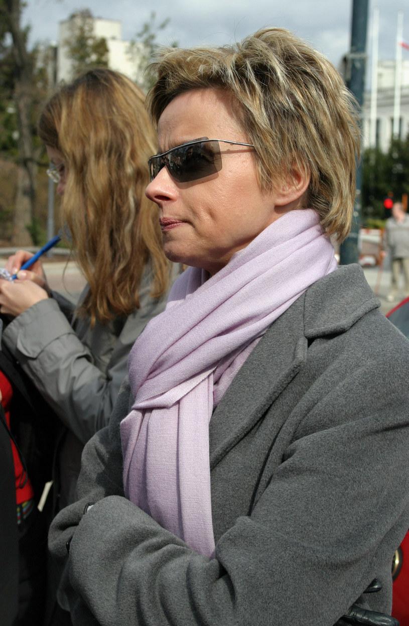 Jolanta Pieńkowska /- /MWMedia