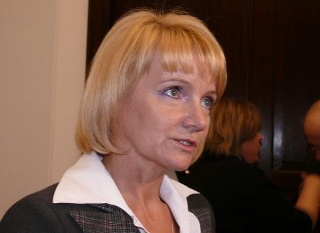 Jolanta Szczypińska nie może się pogodzić ze śmiercią przyjaciół/fot. T.Piekarski /MWMedia