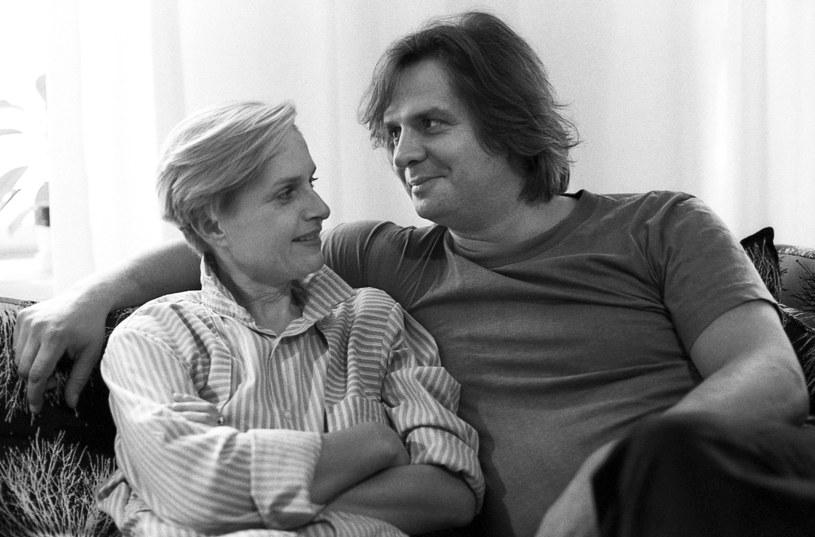 Jolanta Zolkowska i Krzysztof Kolbasiuk /Marek Szymański /Agencja FORUM