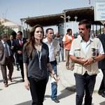 Jolie apeluje o pomoc dla Libijczyków
