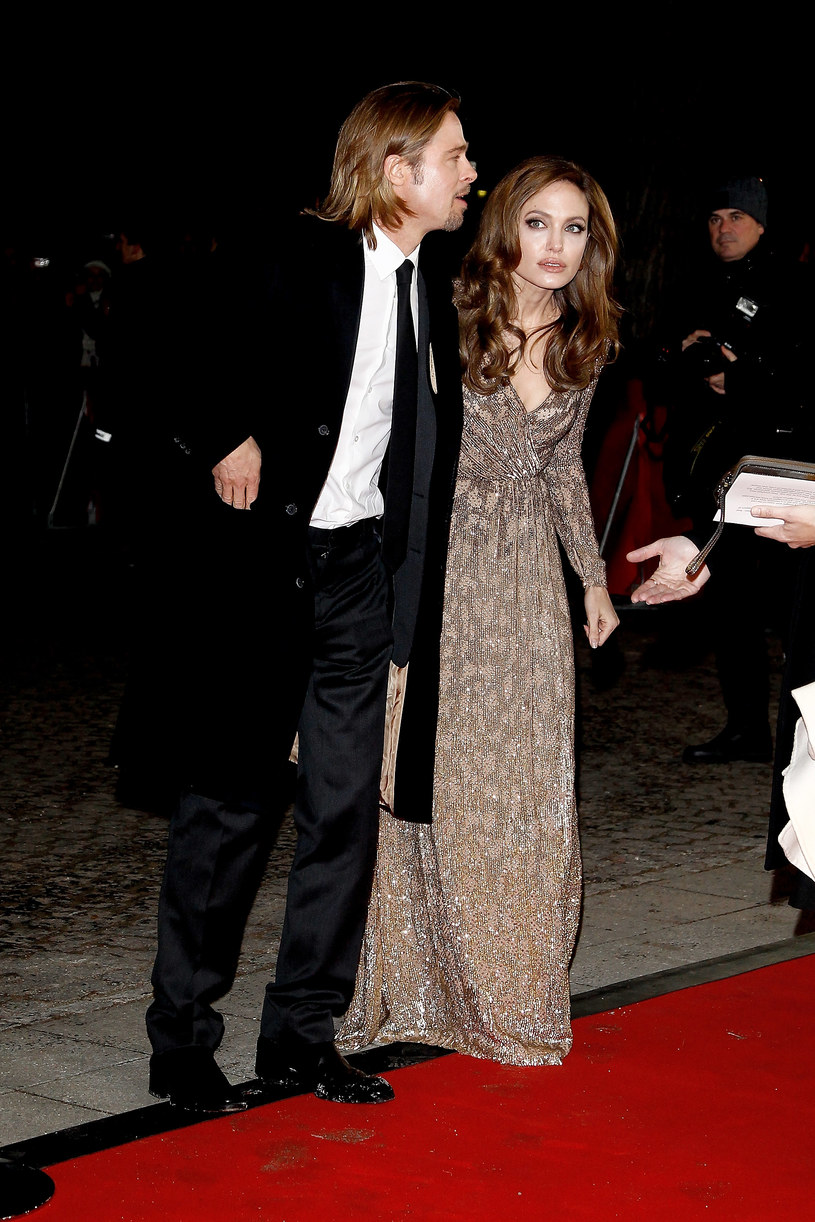 Jolie i Pitt /- /Getty Images