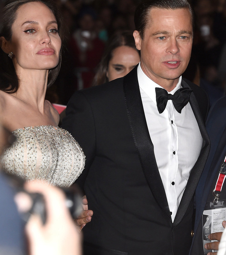 Jolie i Pitt /- /Getty Images
