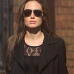 Jolie obserwowała proces w Hadze
