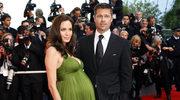 Jolie urodzi bliźnięta we Francji?