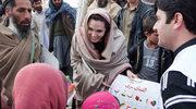 Jolie w obronie ludności północnej Afryki