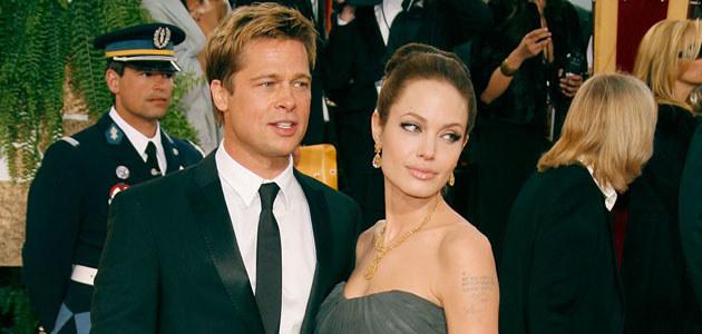 Jolie wraca do kraju z nowym synem  /Getty Images/Flash Press Media