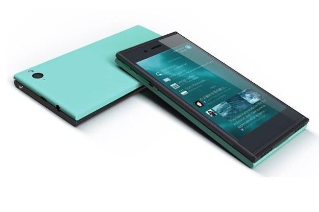 Jolla Mobile z Sailfish OS to Movemant /materiały prasowe