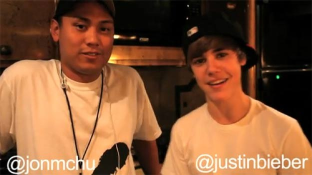 Jon Chu i Justin Beiber: Już oficjalnie - fot. YouTube /