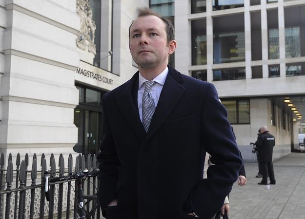 Jonathan Mathew, były pracownik Barclays Bank /EPA