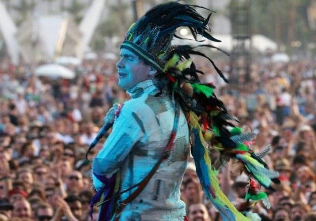 """Jonsi: """"Zupełnie nowe doświadczenie koncertowe"""" fot. Karl Walter /Getty Images/Flash Press Media"""