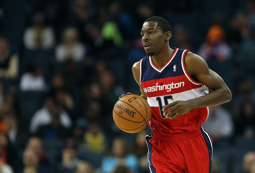 Jordan Crawford z Washington Wizards /Streeter Lecka /Getty Images