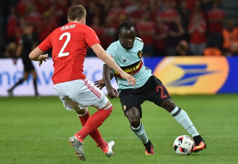 Jordan Lukaku w barwach reprezentacji Belgii /AFP