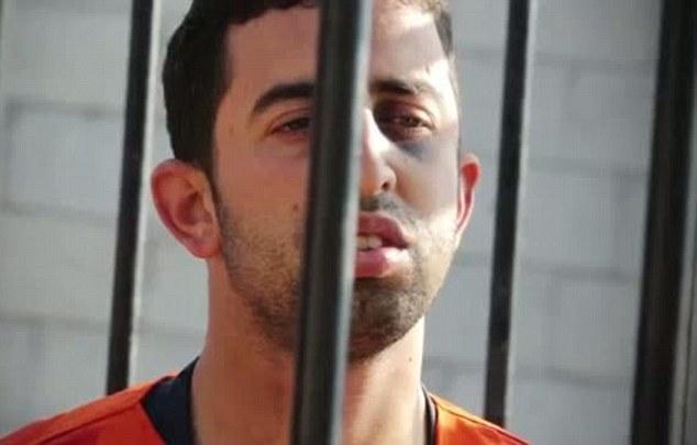 Jordański pilot w trakcie egzekucji nie czuł bólu? /&nbsp