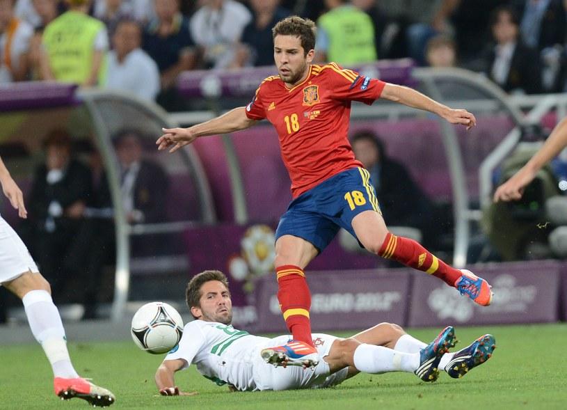 Jordi Alba wzmocni formację defensywną Barcelony /AFP