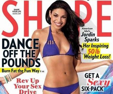 Jordin Sparks schudła 23 kilogramy