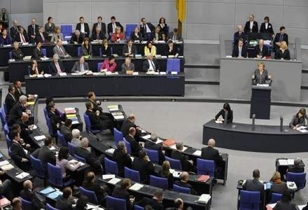 Jörg Tauss będzie pierwszym deputowanym Partii Piratów w Bundestagu /AFP