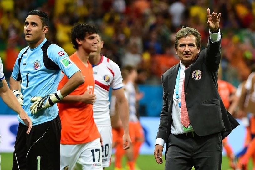 Jorge Luis Pinto kończy pracę z kadrą /AFP