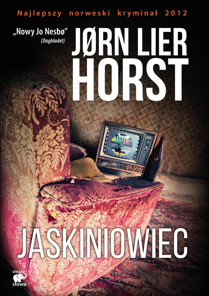 Jorn Lier Horst, Jaskiniowiec /Styl.pl/materiały prasowe
