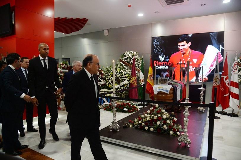 Jose Antonio Reyes zmarł w wieku 35 lat /AFP CRISTINA QUICLER /AFP