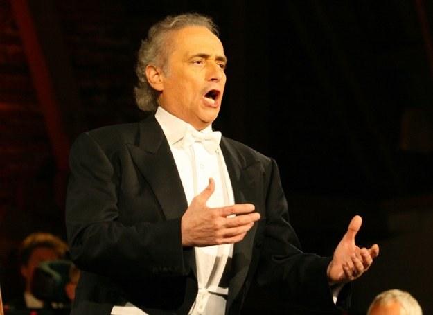 Jose Carreras w Toruniu zaśpiewa Chopina /
