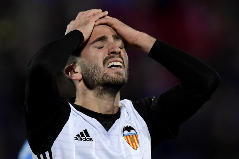 Jose Luis Gaya żałuje zmarnowanej sytuacji /AFP