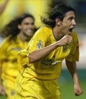 Jose Mari zdobył dwa gole dla Villarrealu /AFP