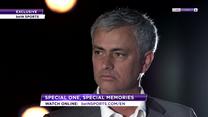 Jose Mourinho: Chciałbym wrócić w czerwcu. Wideo