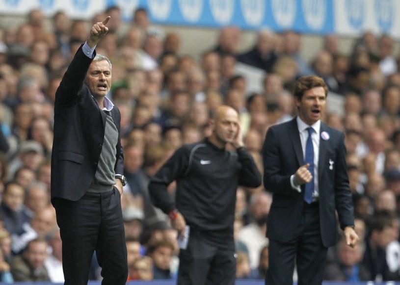 Jose Mourinho i Andre Villas-Boas /AFP