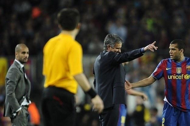Jose Mourinho lubi prowokować /AFP