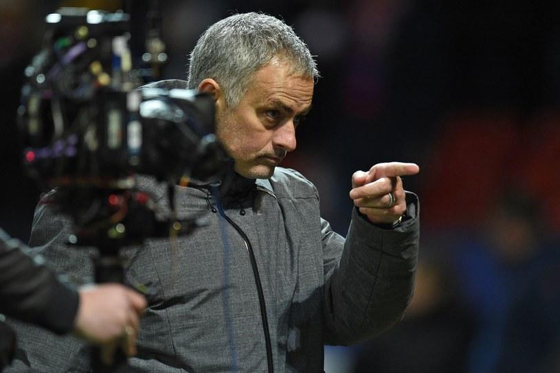 Jose Mourinho ma niepodrabialny styl /AFP