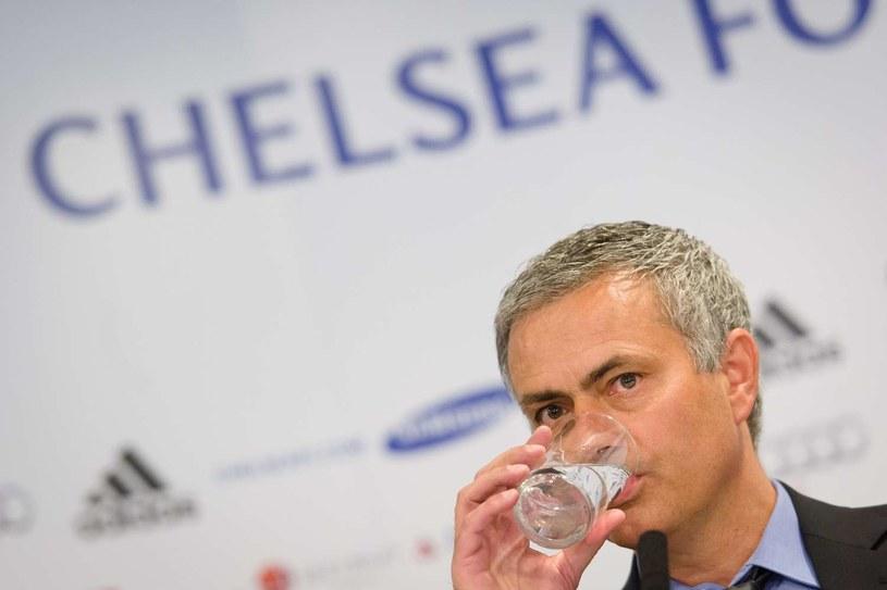 Jose Mourinho, menedżer Chelsea Londyn /AFP