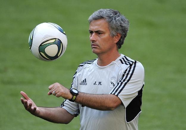 Jose Mourinho - najsłynniejszy portugalski trener /AFP