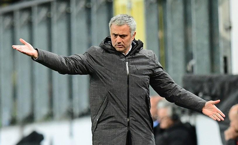 Jose Mourinho niegdyś prowadził Chelsea, dziś jest trenerem Manchesteru United /AFP