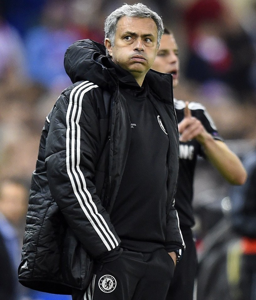 Jose Mourinho, szkoleniowiec Chelsea /AFP