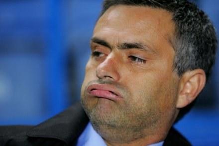 Jose Mourinho szybko znudził się prowadzeniem Interu Mediolan. /AFP