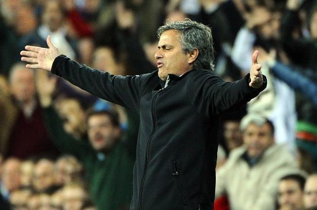 Jose Mourinho, trener Realu Madryt /AFP