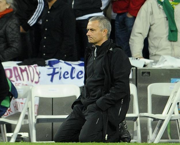 Jose Mourinho, trener Realu /AFP