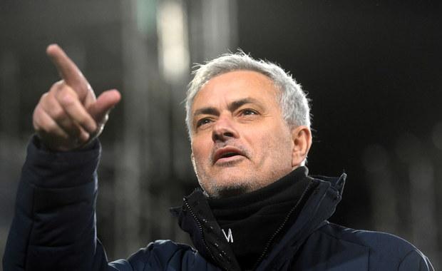 "Jose Mourinho trenerem Romy. ""Jesteśmy podekscytowani"""