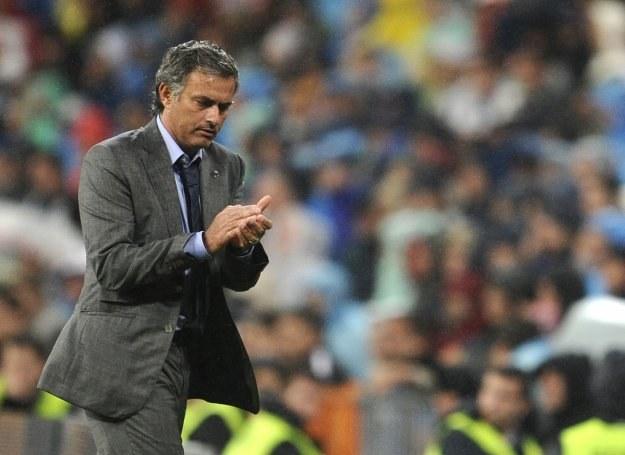 Jose Mourinho w niedzielę mógł być zadowolony z gry Realu. Czy z Milanem też będzie strzelanina? /INTERIA.PL