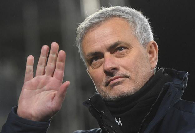 Jose Mourinho został zwolniony - wraz ze swoim sztabem - z Tottenhamu Hotspur /NEIL HALL / POOL /PAP/EPA