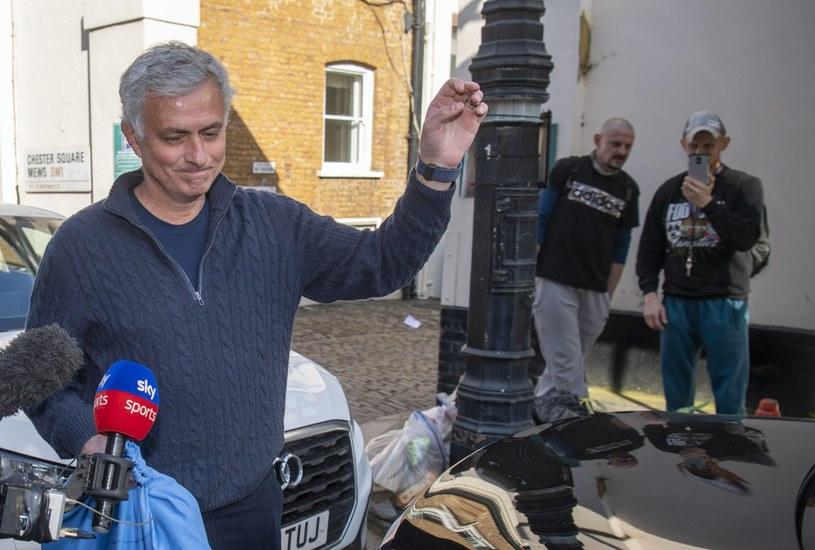 Jose Mourinho zwolniony z Tottenhamu Hotspur /ZUMA/NEWSPIX.PL /Newspix