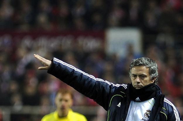 Jose Mourinho. /AFP