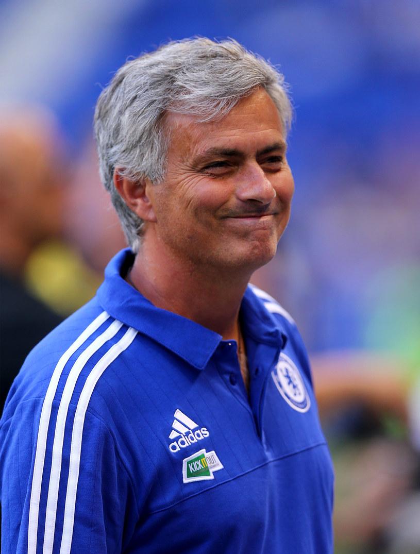 Jose Mourinho /Getty Images